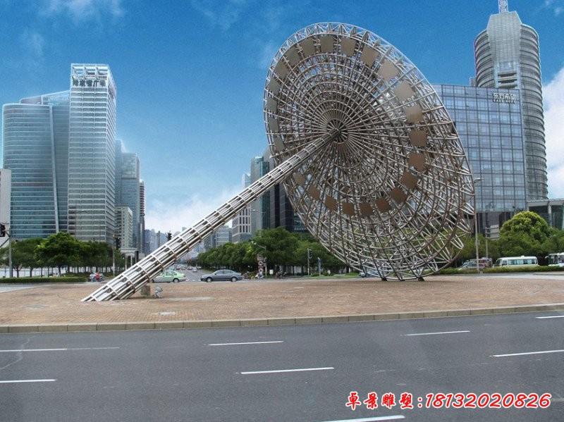 城市日晷景观